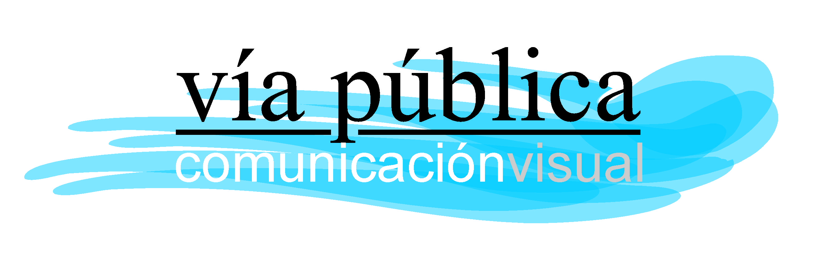 via publica comunicacion visual